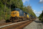 CSX 5477 Southbound at Little York Rd - Q339